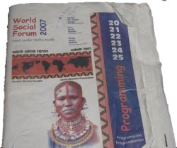 world social forum booklet